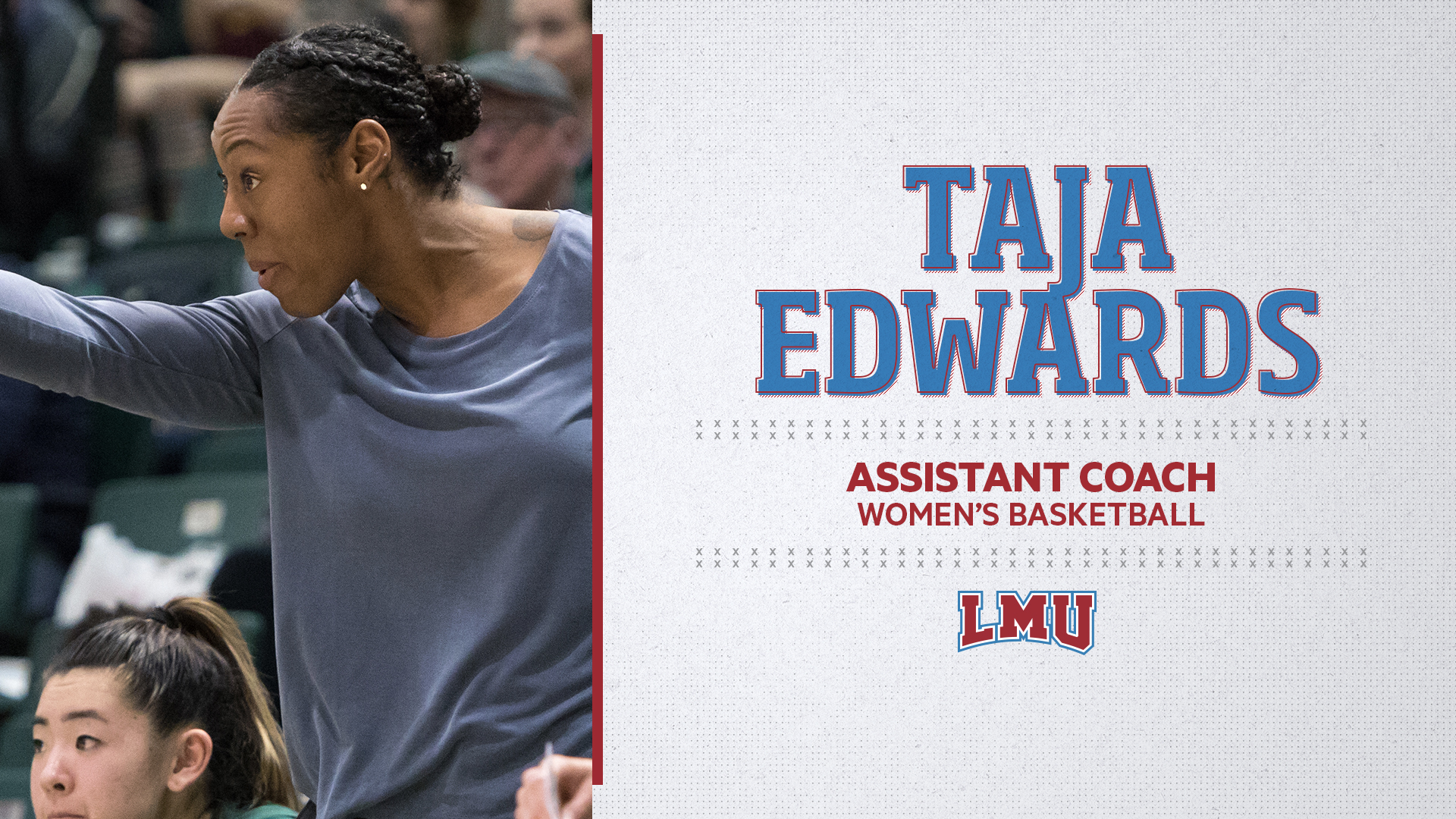 Edwards Announced As New Assistant Coach Holliday Promoted